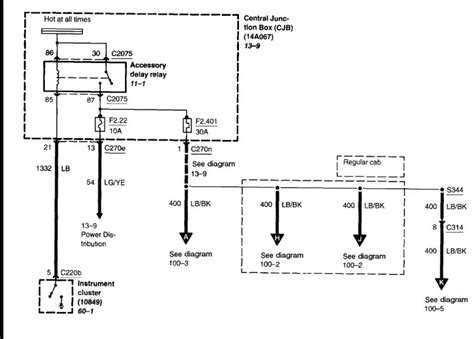 2005 F150 Window Wiring Diagram by 2006 F150 Door Wiring Diagram F150online Forums