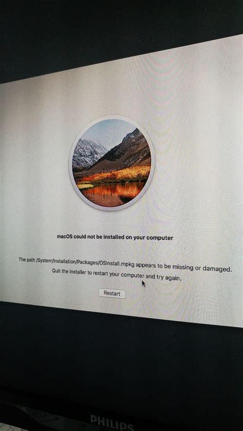 Mac Pro (2018) Bootupdateshutdown Issues (blackscreen