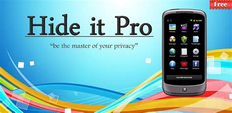 [app Review] Hide It Pro For Android, Available In The