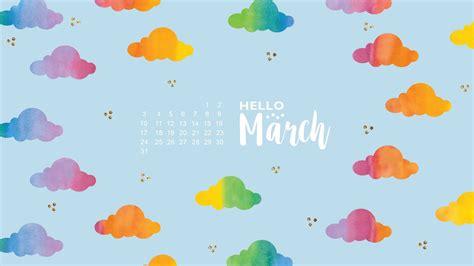 March 2019 Calendar Wallpapers