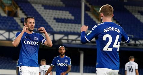 Everton learn possible EFL Cup fourth round opponents ...