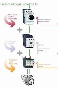 Wiring Diagram Schneider Contactor