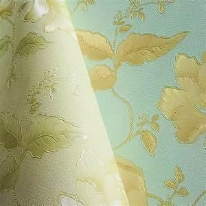 Tapete Grün Gelb : 3d blumentapete edem 748 38 luxus floral pr ge tapete blumen hochwertig pastell gelb hell gr n ~ Sanjose-hotels-ca.com Haus und Dekorationen