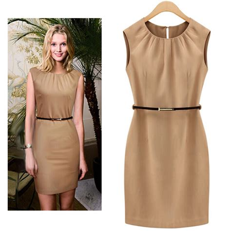 s black jumper dress office dress work clothes 2015 casual