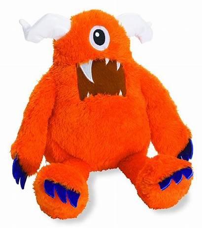 Monster Stuffed Animal Woobly Wild Toy Manhattan