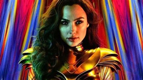 Later, she took her love for pop culture with her to college, where she earned a bachelor of arts from suffolk university and a masters degree in literature from. New Wonder Woman 1984 Poster Is Totally '80s - YouTube