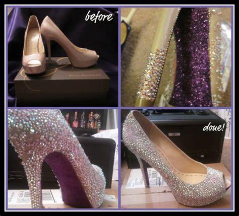 my fab diy shoes weddingbee photo gallery