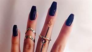 Nail Trend Alert Squareletto Nail Designs