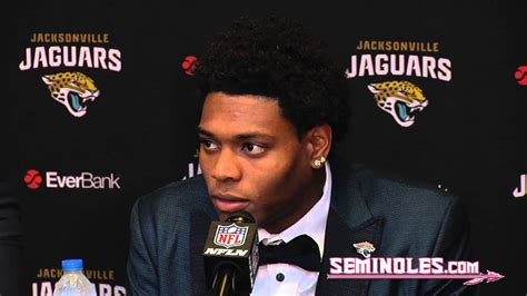 jalen ramsey jaguars press conference youtube
