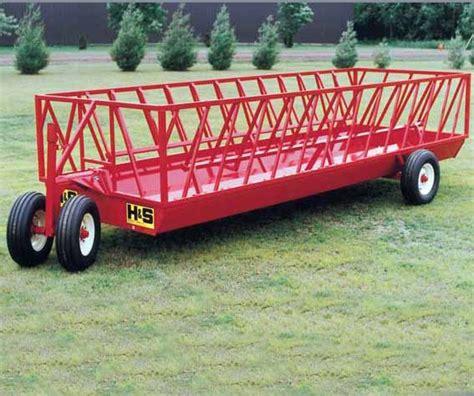 hay feeder wagon product spotlight feeder wagons farmers line