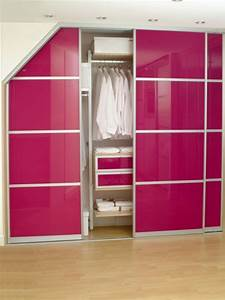 Porte Dressing Sur Mesure : la porte de dressing coulissante garantit un style moderne ~ Premium-room.com Idées de Décoration