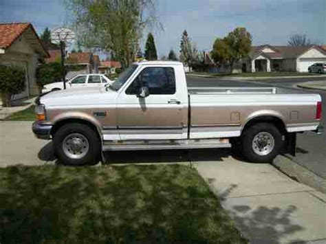 buy car manuals 1998 ford f250 seat position control find used clean 97 ford f250 7 3l diesel 2wd only 82 000 miles reg cab xlt tow pkg in
