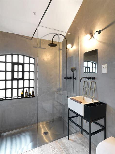 Ultra Modern Bathroom Fixtures by Era Brick Workshop Becomes Slick Home And