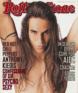 Anthony Kiedis Hairstyles Long Medium Length Hair