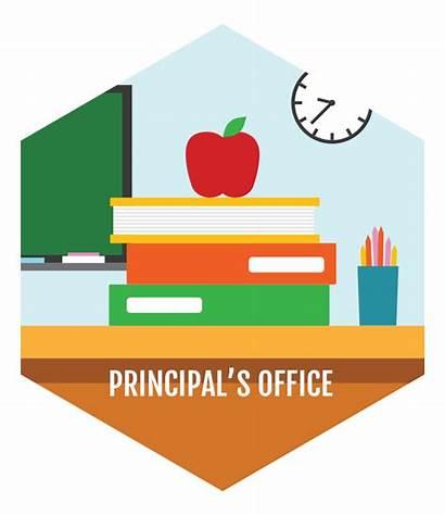 Office Clipart Principal Escape Mcintosh Principals Pinclipart
