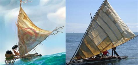 Moana Boat by Fijian Boatmakers To Disney We Want Compensation For Moana