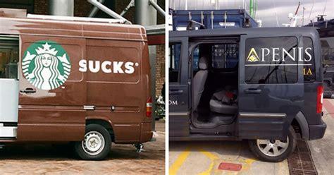 epic advertisement  vehicle fails   noticed