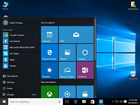 Tips And Tricks For The Windows 10 Start Menu