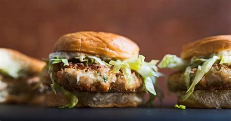 Recipe: Salmon Burgers with Sweet Pickle Relish