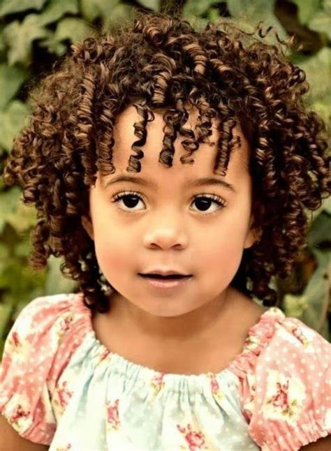 Kid Hairstyles For Curly Hair by 25 Best Ideas About Curly Hairstyles On