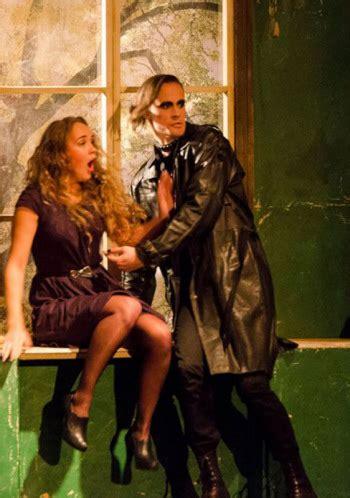 Ā.Alunāna Jelgavas teātra izrāde A.Birbele