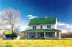 Really Nice Farmhouse With Wrap Around Porch Interior Photos