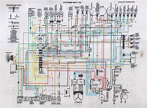 1979 Bmw R80  7 Tic Wiring Diagram