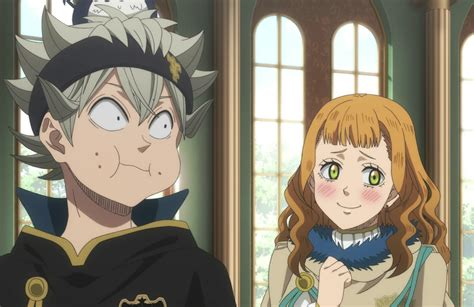 Image Mimosa Interacting With Asta During The Banquet