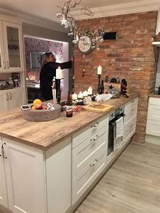 Die besten 25+ Landhaus küche Ideen auf Pinterest Küchen landhausstil, L küche landhaus und
