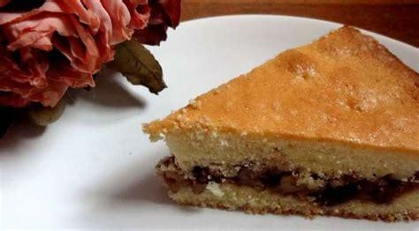 cuisine tcheque recette du gâteau fourré aux fraises et noix de république