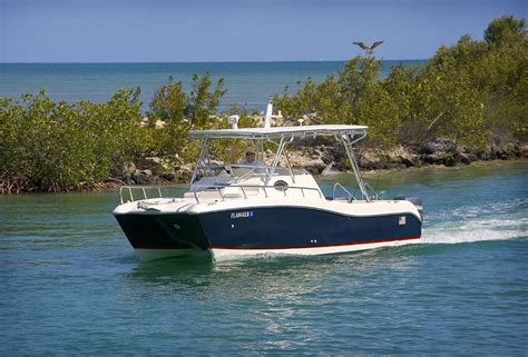 World Cat Boat Trader by 1999 World Cat 266sc The Hull Boating And