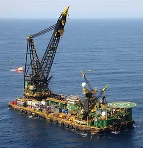 Petronas Hires McDermott's DB30 Offshore Indonesia – gCaptain