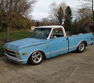 Love The Stance On This 68 C10