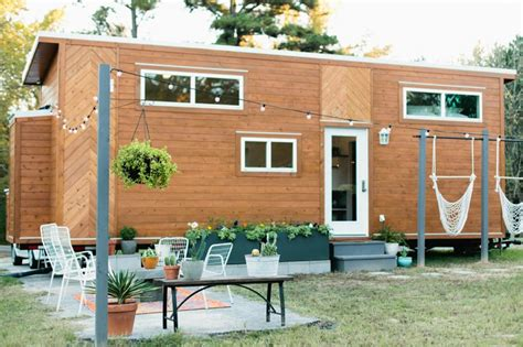 Small House Deutschland by Golden By American Tiny House Tiny Living