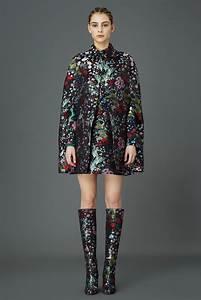 Multicolored Bohemian Looks In Valentino Pre