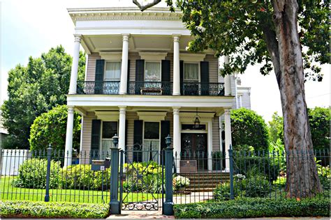 new orleans garden district homes for garden district in new orleans the wrought iron