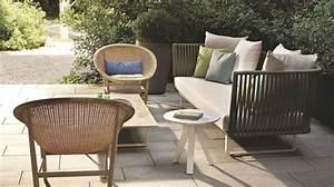 Mobilier Jardin Pas Cher : mobilier jardin design pas cher chaises longues jardin inds ~ Melissatoandfro.com Idées de Décoration