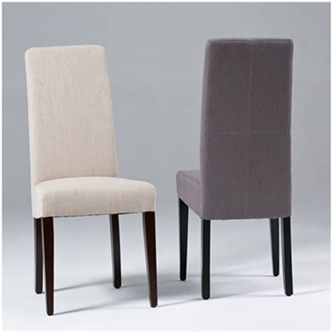 high back dining chairs linen dining chair dining