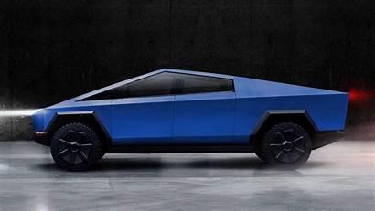 Tesla Cybertruck Truck Colors Pickup Grading Predicted