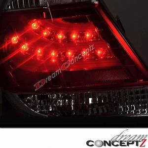 Buy 2005 2006 Toyota Camry Le Se Led L E D Tail Lights Bmw