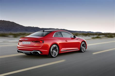 2019 Audi Rs5 by 2019 Audi Rs5 Sportback Confirmed It S Coming To The U S