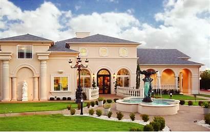 Villa Mediterranean Arlington Tx Classic Gardens Courtyard