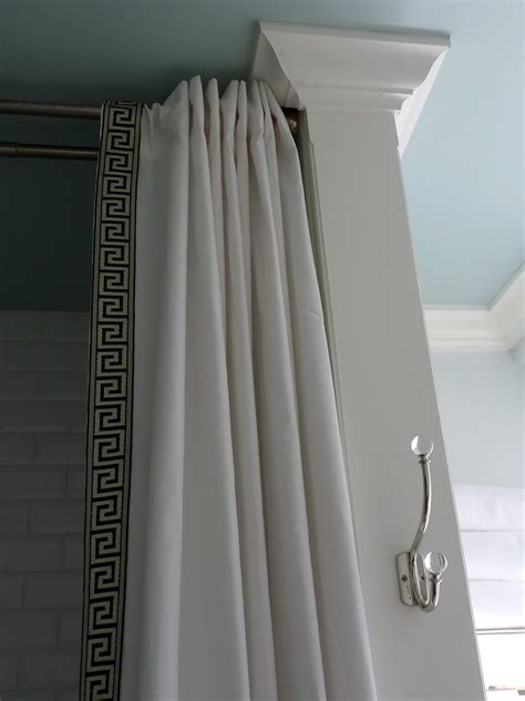 shower curtain rod height from floor home design ideas