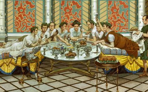 romans     italian food conquered britain
