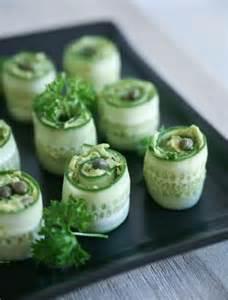 Summer Cucumber Appetizers