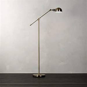 Buy john lewis james floor lamp antique brass john lewis for John lewis james floor lamp antique brass