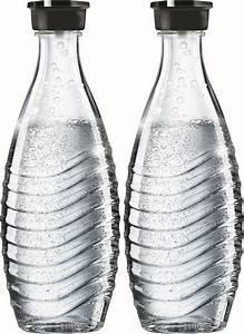 Sodastream Glaskaraffe 1 Liter : sodastream glaskaraffe duopack 0 6 liter kaufen otto ~ Watch28wear.com Haus und Dekorationen