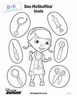 Coloring Pages Doctor Eye Preschool Printable Tools Getcolorings Frozen Getdrawings sketch template