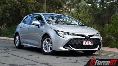 toyota corolla ascent sport hybrid review forcegtcom