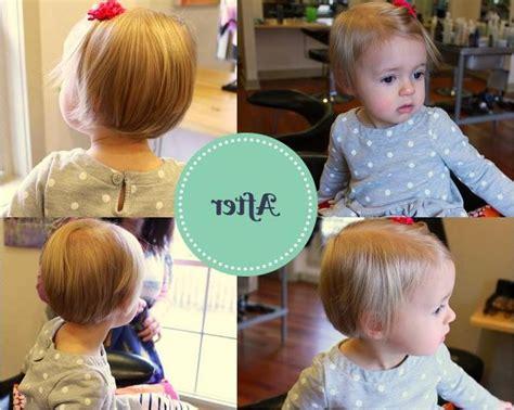 15 Photo Of Baby Girl Short Hairstyles